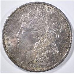 1891 MORGAN DOLLAR  GEM UNC