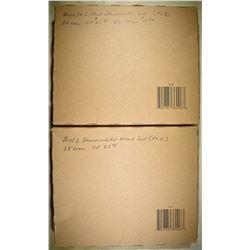 2-2012 U.S. MINT UNC SETS IN SEALED ORIG PACKAGING