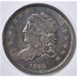 1835 BUST HALF DIME   BU