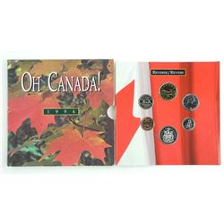 1994 OH Canada UNC Coin Set