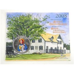 2008 Anne of Green Gables 100th Anniversary Coin Folio