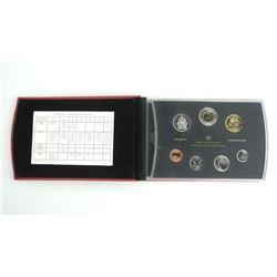 2007 RCM Specimen Coin Set, Trumpeter Swan