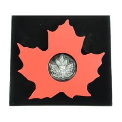 2012 $20.00 .9999 Fine Silver Maple Leaf Coin with Display SOLD OUT at the Mint.