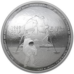 2019 New Release 50th Anniversary of the Apollo II Moon Landing. LE