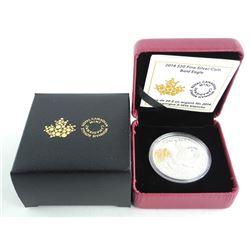 .9999 Fine Silver $20.00 'Bald Eagle' LE/C.O.A.
