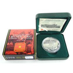 125 Years - RCMP Proof 925 Silver Dollar