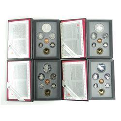 Group (4) RCM Proof Sets: 1992, 1993, 1994, 1995