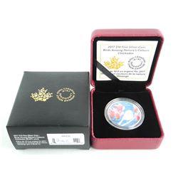 .9999 Fine Silver $10.00 Coin 'Chickadee'
