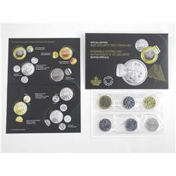 Special Edition R & D Security Test Token Set. SOLD OUT MINT