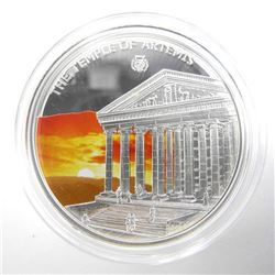 The Temple of Artemis - 925 Silver $5.00