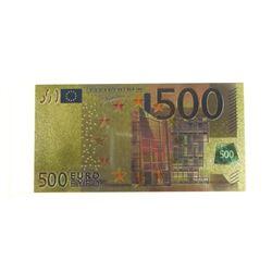 .9999 24kt Gold Leaf 500.00 Euro