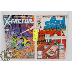 #1 RED SONJA #1 X-FACTOR COMICS