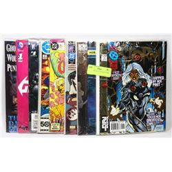 BUNDLE OF ALL #1'S COLLECTORS COMICS