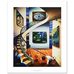 """""""Eye of a Master"""" Limited Edition Giclee on Canvas by Ferjo, Numbered and Hand Signed by the Artist."""