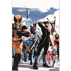 """Marvel Comics """"X-Men Annual Legacy #1"""" Numbered Limited Edition Giclee on Canvas by Daniel Acuna wit"""