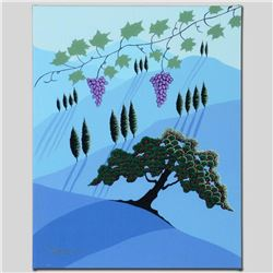 """""""Tuscany"""" Limited Edition Giclee on Canvas by Larissa Holt, Numbered and Signed with COA. This piece"""