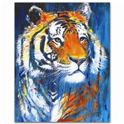 """""""Nala"""" Limited Edition Giclee on Canvas by Stephen Fishwick, Numbered and Signed with COA. This piec"""