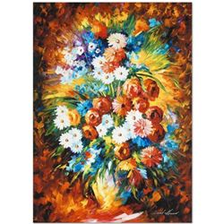 """Leonid Afremov """"Congratulations"""" Limited Edition Giclee on Canvas, Numbered and Signed; Certificate"""