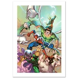 """""""Marvel Adventures: Spider-Man #17"""" Limited Edition Giclee on Canvas by Cameron Stewart and Marvel C"""