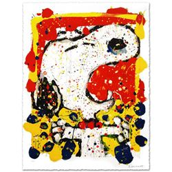 """""""Squeeze the Day-Friday"""" Limited Edition Hand Pulled Original Lithograph (28"""" x 35"""") by Renowned Cha"""