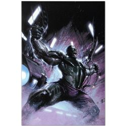 "Marvel Comics ""Secret War #1"" Numbered Limited Edition Giclee on Canvas by Gabriele Dell'Otto with C"