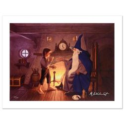 """""""The One Ring"""" Limited Edition Giclee on Canvas by The Brothers Hildebrandt. Numbered and Hand Signe"""