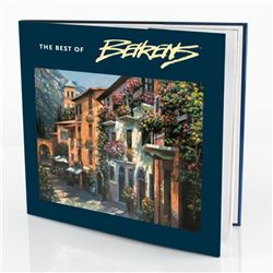 """Howard Behrens (1933-2014), """"The Best of Behrens"""" is a Coffee-Table Book Published in 2006."""