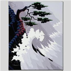 """Tsunami"" Limited Edition Giclee on Canvas by Larissa Holt, Numbered and Signed with COA. This piece"