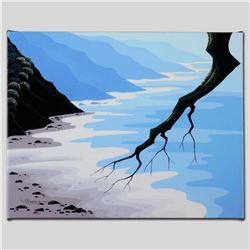 """Coast Ecstasy"" Limited Edition Giclee on Canvas by Larissa Holt, Numbered and Signed with COA. This"