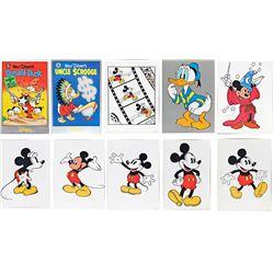 Assorted Set of 10 Disney Original Serigraphs