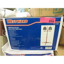 New Westward Double Head 1400watt Halogen Work Lite