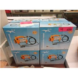 4 New 12 Volt Seagull Air Compressors