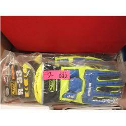2 Pairs of High Quality Safety Gloves