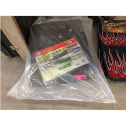 New 10 Foot  x 20 Foot Shade Net Tarp - Black
