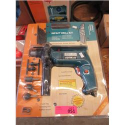 New Impact Drill Kit