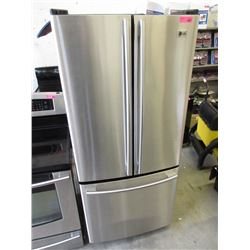 LG French Door Refrigerator w/bottom Mount Freezer