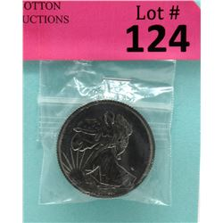 1 Oz. Australia Mint .999 Fine Titanium Round