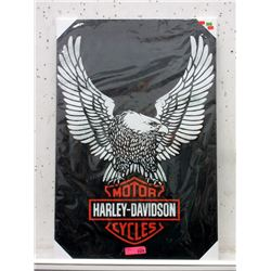 "New Harley Davidson Canvas Wall Art - 24"" x 36"""