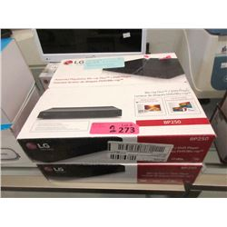 2 LG BP 250 Blu-ray Disc/DVD Players