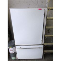"36"" Wide Refrigerator with Bottom Mount Freezer"