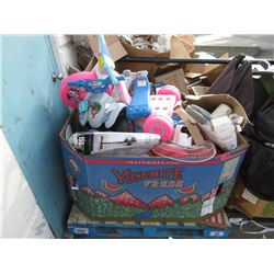 Skid of Assorted Household Goods - Store Returns