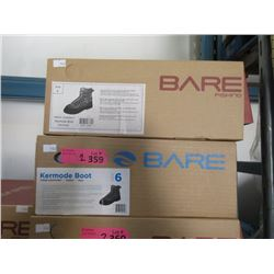2 Pairs of New Bare Fishing Boots