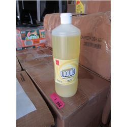 3 Cases of Lemon Scented Dishwashing Liquid