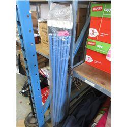 2 Dozen New Metal Broom / Mop Handles