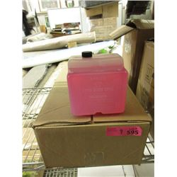 Case of 8 Pink Hand Soap - 1 Litre Each