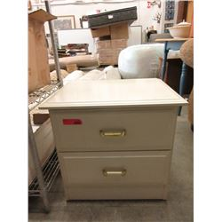 "2 Drawer Night Stand - 16"" x 22"" x 21"" tall"