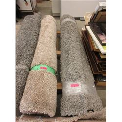 2 Shag Area Carpet - 5 x 7 Feet - Store Returns