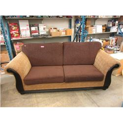"93"" Fabric Upholstered Sofa"