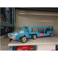 "1960s 26"" Buddy L Car Carrier/Transporter"