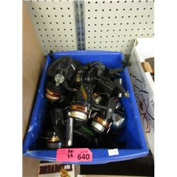 Approximately 20 New Fishing Reels